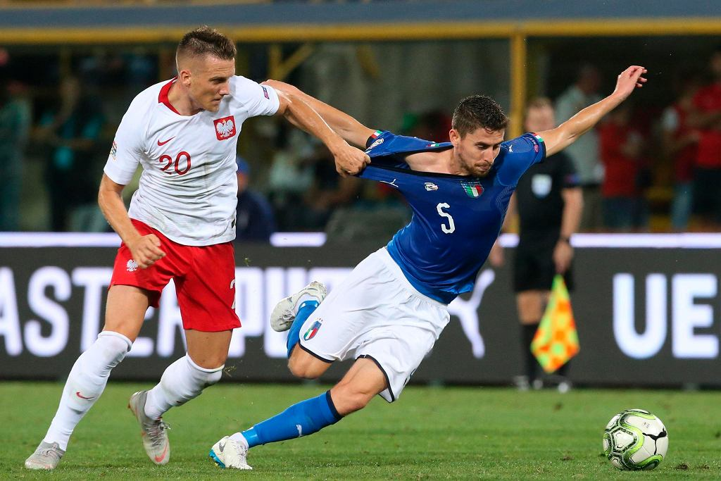 Italy Soccer Nations League Soccer