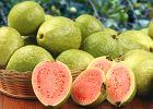 Gujawa - właściwości, jak jeść ten owoc?