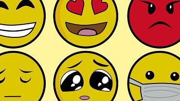 Znaczenie emotek. Jak poprawnie interpretować znaczenie buziek? Zdjęcie ilustracyjne