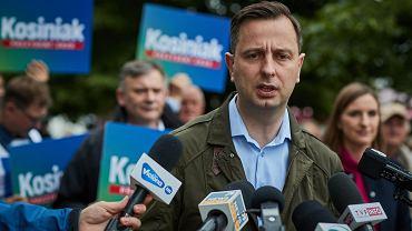 Wybory prezydenckie 2020. Władysław Kosiniak-Kamysz z wizytą w Łowiczu