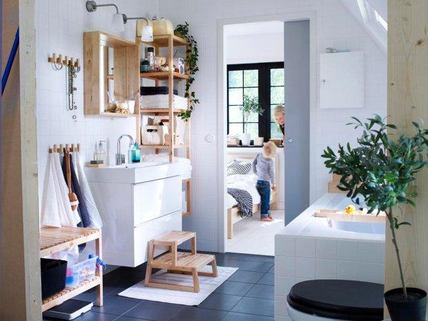 Akcesoria łazienkowe - sposób na nowy wystrój łazienki za grosze