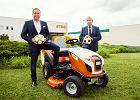 Marka STIHL nowym oficjalnym partnerem Ekstraklasy
