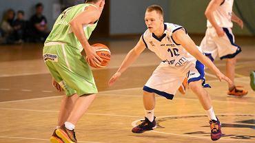 I liga. Mecz UTH Rosa Radom vs Znicz Basket Pruszków