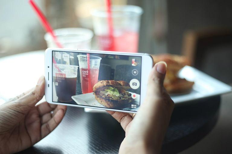 smartphony z dobrym aparatem