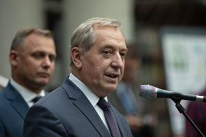 Minister Kowalczyk o efekcie cieplarnianym: To przez gnijące drzewa, zwierzęta i wulkany