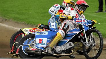 Maciej Janowski ze Sparty Wrocław