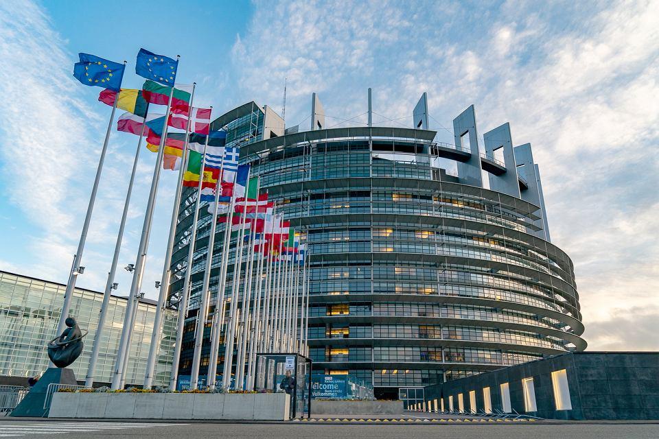 Siedziba Parlamentu Europejskiego