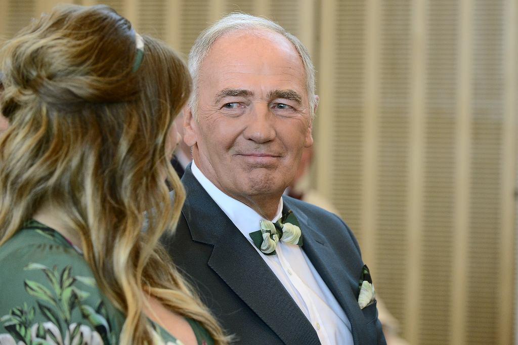 Ślub Karola Strasburgera i Małgorzaty