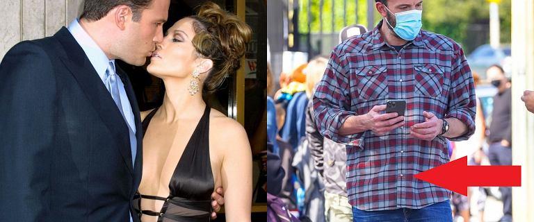 Jennifer Lopez przyłapana we flanelowej koszuli Bena Afflecka! Są zdjęcia