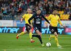 Marcin Robak zapewnił Pogoni zwycięstwo i awans w tabeli