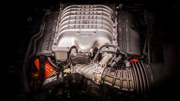 Silnik z kompresorem wykorzystywany przez Jeepa