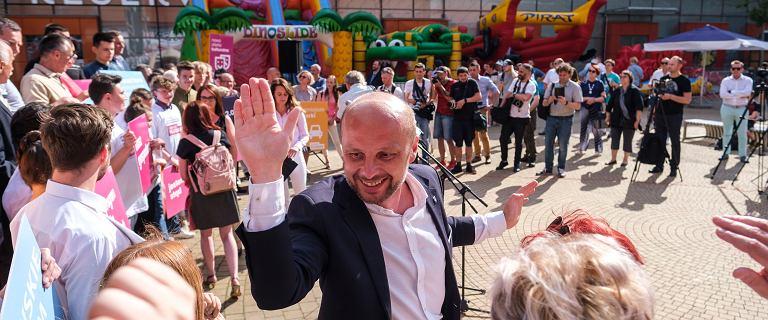 Wybory w Rzeszowie. Konrad Fijołek wygrywa w pierwszej turze [EXIT POLL]