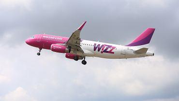 Samolot Wizzair lądował awaryjnie w Pyrzowicach (zdjęcie ilustracyjne)