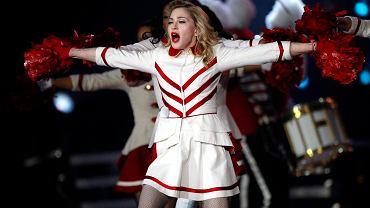 Koncert Madonny w Edynburgu