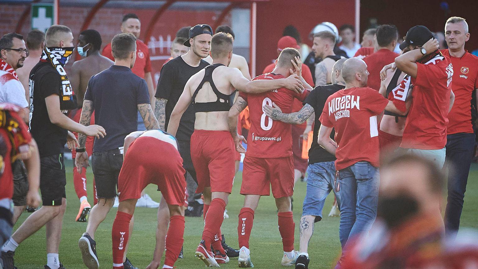 Pseudofeta kibiców Widzewa. Poniżyli piłkarzy. Nadszedł czas rozliczeń Piłka nożna - Sport.pl