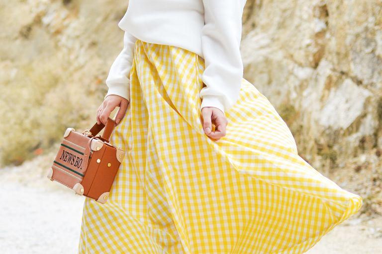 Ta spódnica to przyjaciółka każdej kobiety. Dior wymyślił ją 70 lat temu