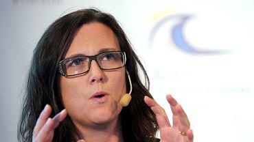 Cecilia Malmstrom namawia Polskę na TTIP