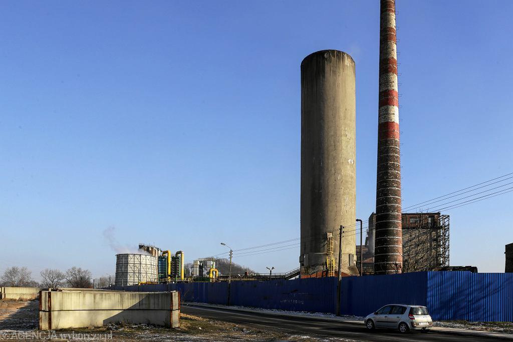 Koksownia Dębieńsko należąca do Jastrzębskiej Spółki Węglowej (zdjęcie ilustracyjne)