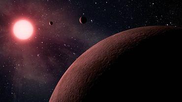 NASA odkryła ponad 200 nowych planet