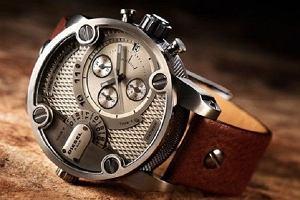 Funkcjonalne i modne - zegarki marki Diesel podkręcą twoją stylizację