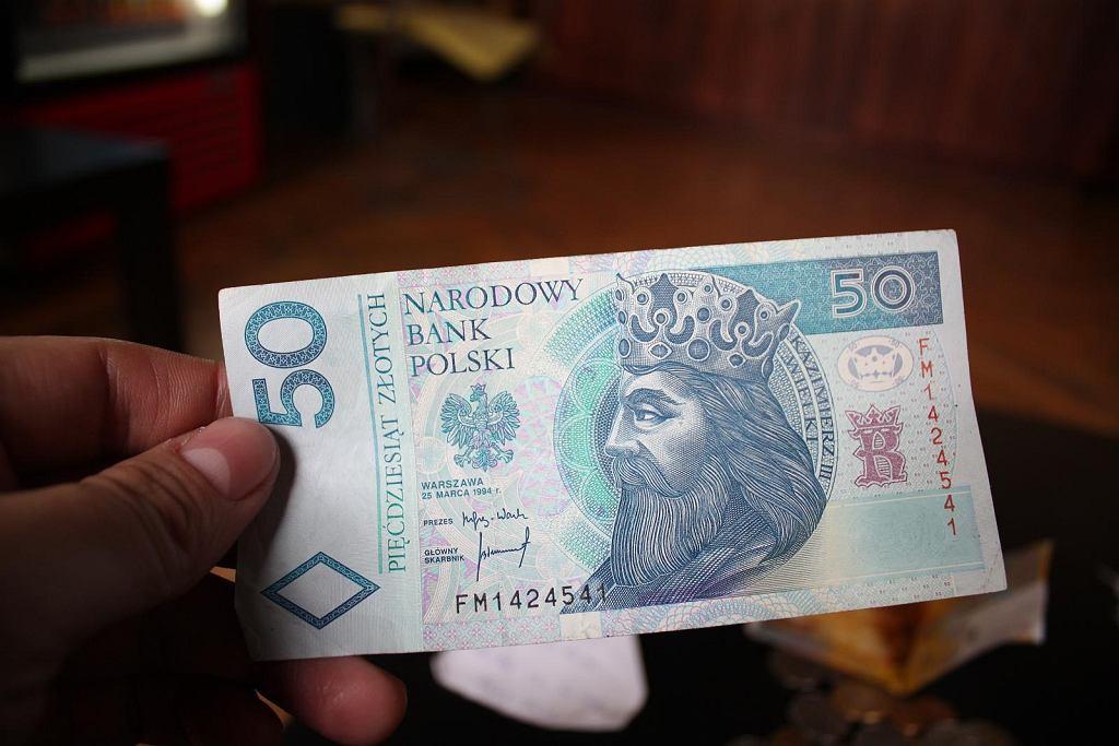 Fiskus może zażądać pieniędzy od darowizny