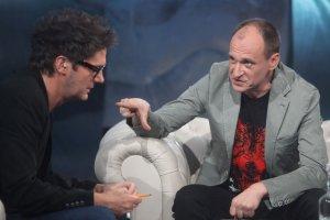 Kuba Wojewódzki i Paweł Kukiz
