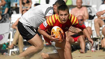 Rugby na piasku