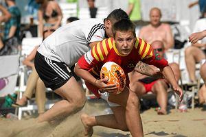 Rugby na plaży? Tak, to będzie wielki debiut w Olsztynie