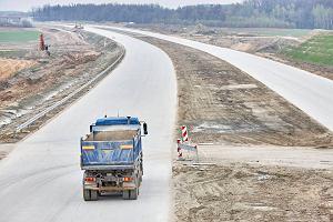 Autostrada A1 na finiszu. Pierwszy odcinek gotowy