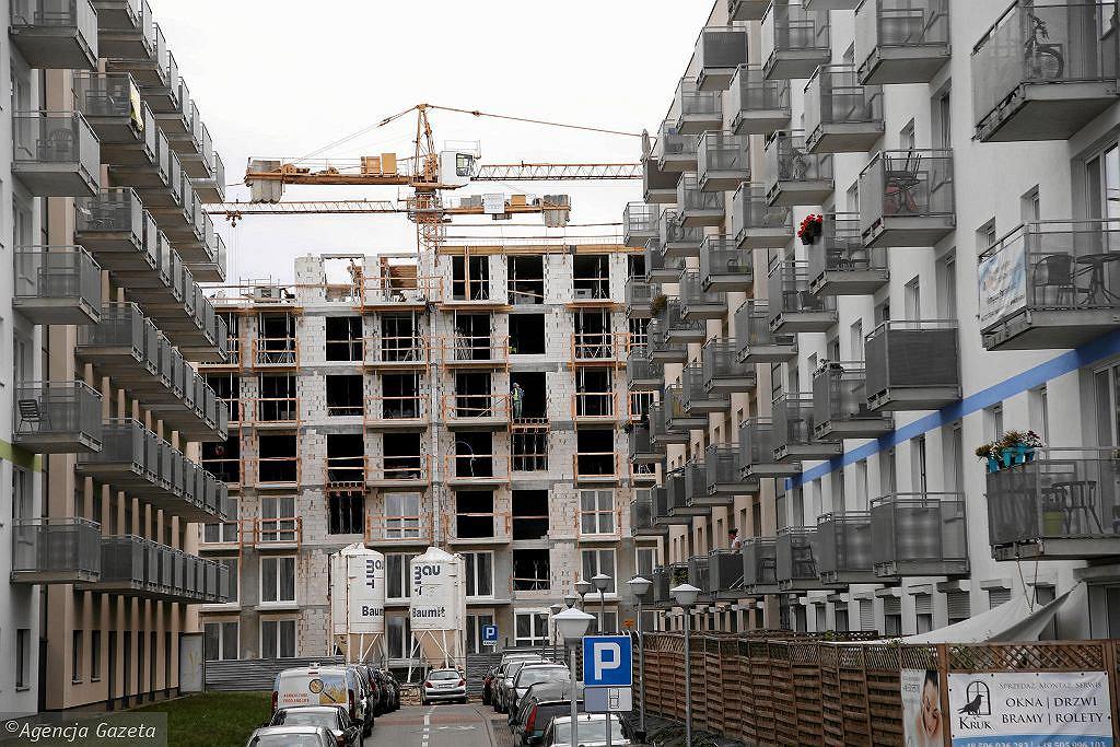 Nowe budownictwo - zdjęcie ilustracyjne