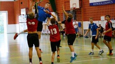13. Ogólnopolski Turniej Piłki Ręcznej Chłopców w Buku