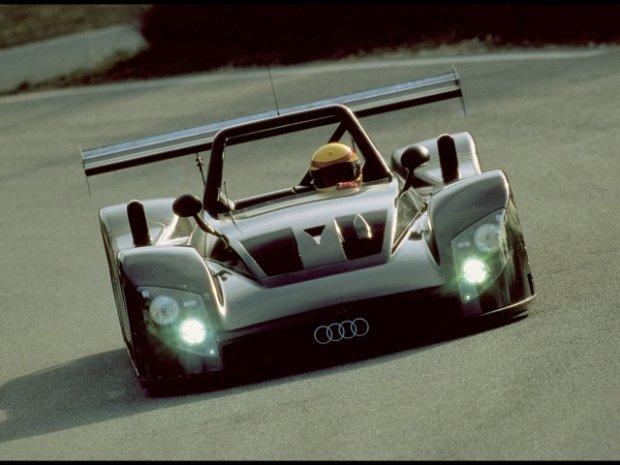 Audi R8R Concept