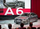 Audi A6 - wygląda znajomo, ale to całkiem nowe auto
