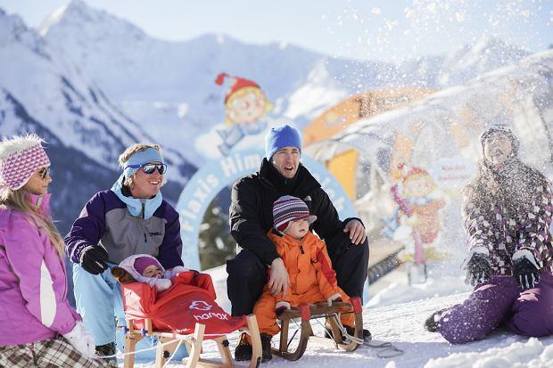 Do Kappl i See na narty z dzieciakami