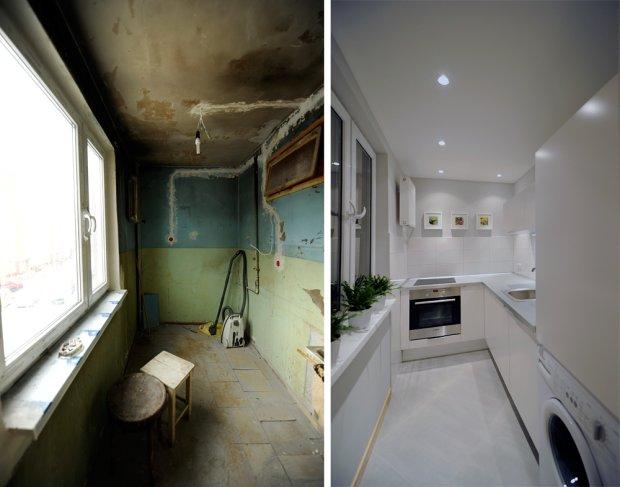 Metamorfozy Kuchni Budowa Projektowanie I Remont Domu