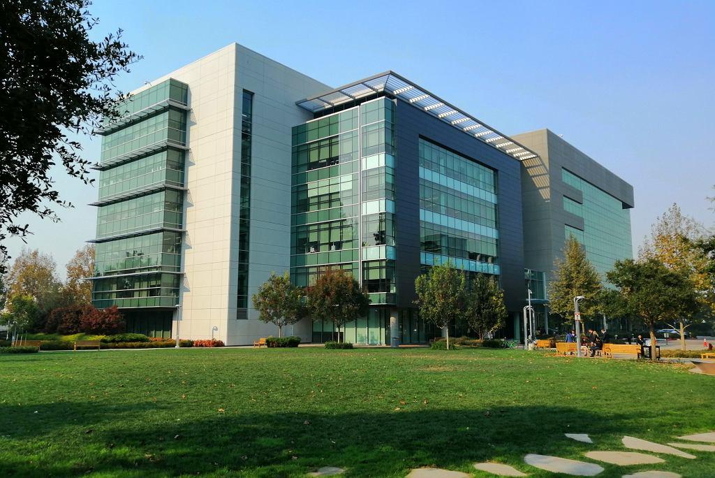 Biura Samsung NEXT i Samsung Research America w Mountain View w Dolinie Krzemowej