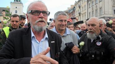 Paweł Kasprzak i Władysław Frasyniuk - 10 lipca 2017r.