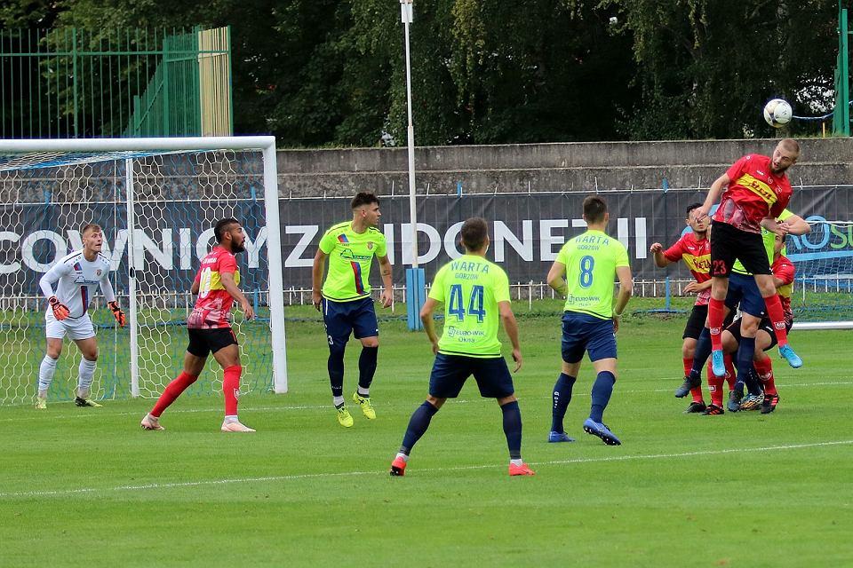 Zdjęcie numer 48 w galerii - Warta nie miała szans w meczu ze Ślęzą Wrocław. Pozostaje bez żadnej zdobyczy na swoim boisku [ZDJĘCIA]