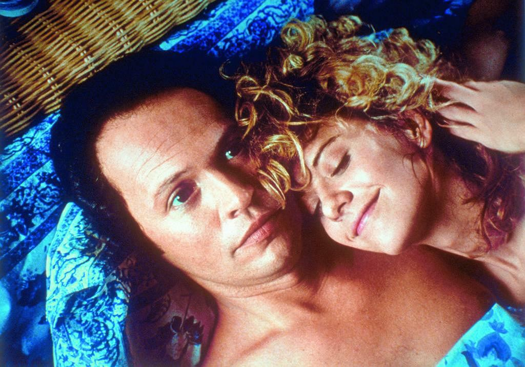 Kadr z filmu 'Kiedy Harry poznał Sally'