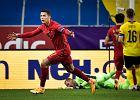 Cristiano Ronaldo pisze historię. Portugalczycy w ekstazie. Szaleństwo