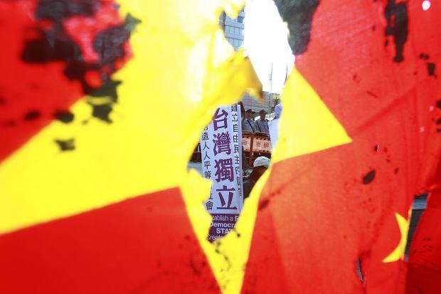 Chińskie trolle atakują Tajwan