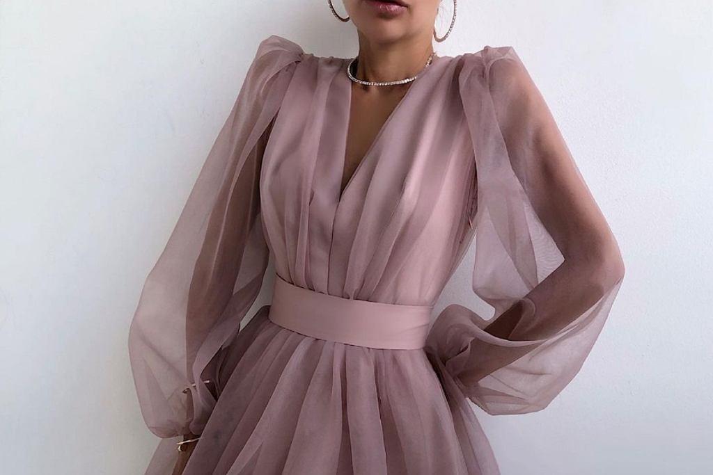 Najmodniejsze sukienki na wesele to te pastelowe!