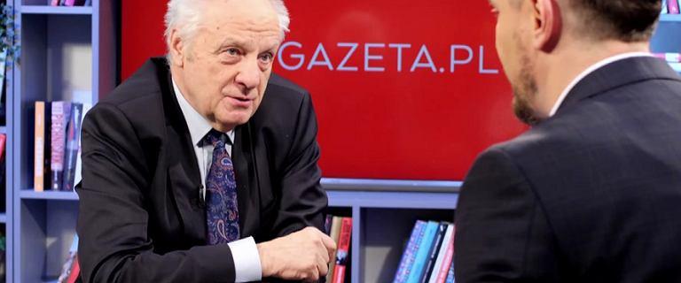 Poranna rozmowa ze Stefanem Niesiołowskim