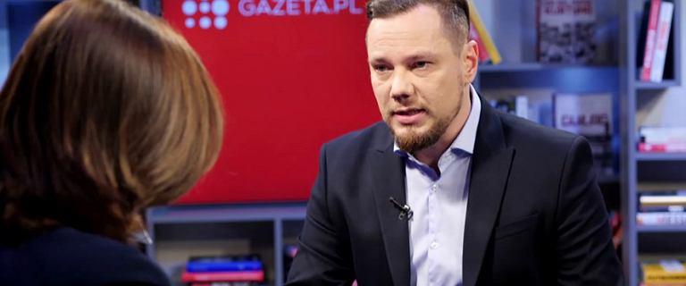 Mucha: politycy są zastraszani tak samo jak dziennikarze