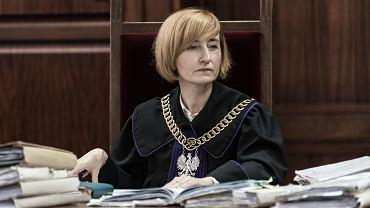 Sędzia Joanna Żelazny, rozpatrująca apelacje dotyczące lekarza