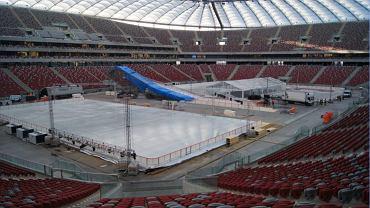 Stadion Narodowy już prawie gotowy na drugą odsłonę akcji Zimowy Narodowy