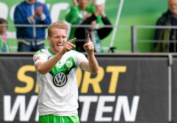 Transfery. Andre Schuerrle z Wolfsburga do Borussii Dortmund? Tanio nie będzie