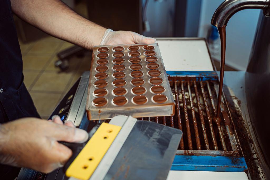 Dmitrij z żoną Olgą otworzyli we Wrocławiu manufakturę czekolady