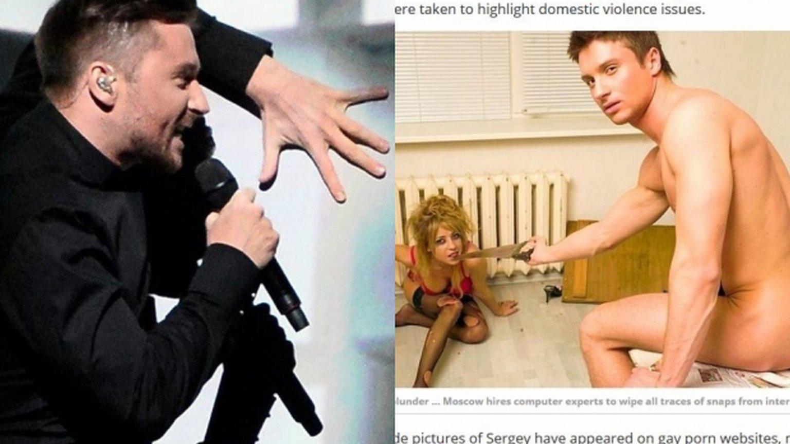 gejowskie urodziny porno