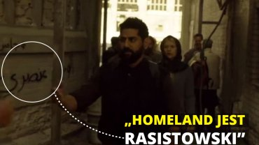 """Homeland"" - kadr z serialu"